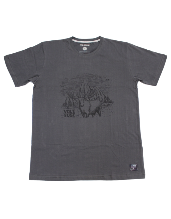 Grey Moose T-Shirt