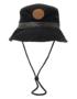 Black Voyager Hat