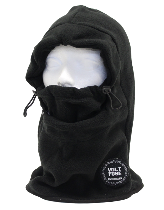 Black Polar Hood