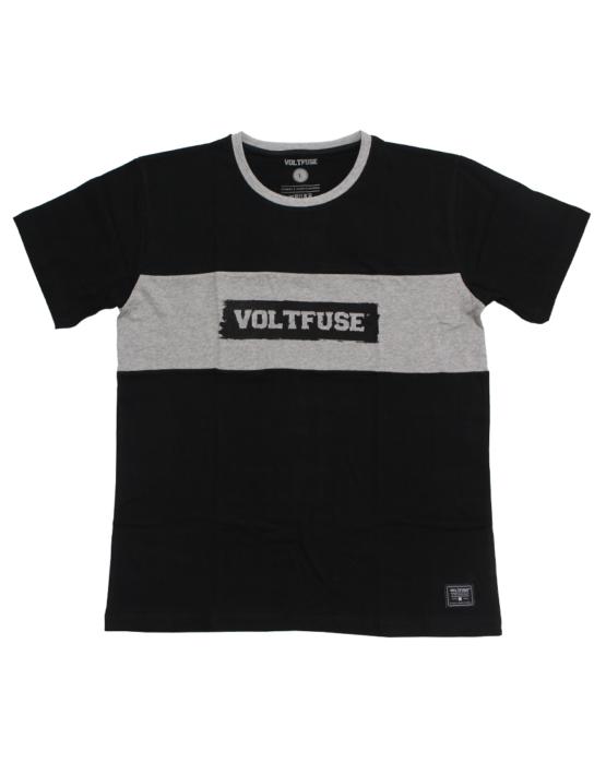 Black Squared T-Shirt