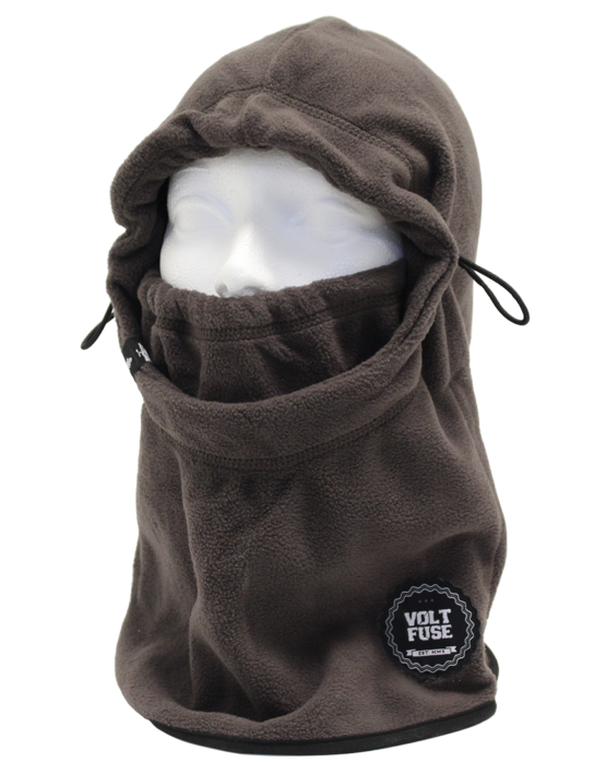 Coffee Polar Hood