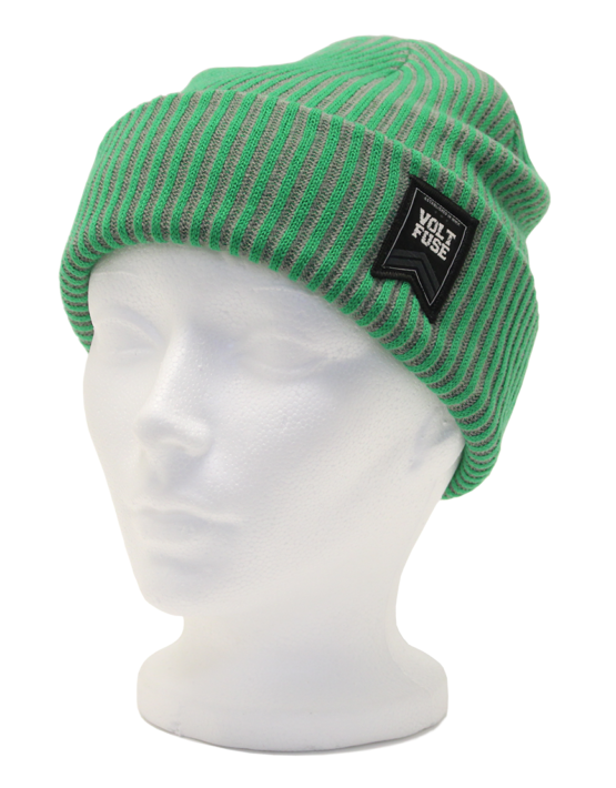 Green/Grey Colonel Beanie