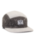 Grey/Charcoal Splash Cap