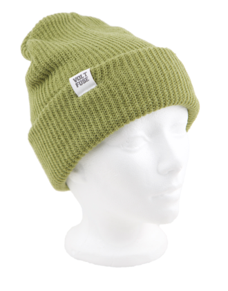 Olive Scout Beanie